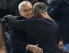 Mourinho và Ranieri: Từ ánh mắt hận thù tới… cái bắt tay
