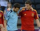 Fabregas, Casillas bị gạch tên khỏi đội tuyển Tây Ban Nha