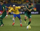 Brazil 5-0 Bolivia: Neymar tiếp tục thăng hoa