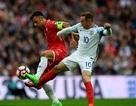 """Wayne Rooney bị """"trảm"""" ở đội tuyển Anh"""