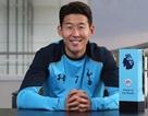 Son Heung Min nhận giải xuất sắc nhất tháng ở Premier League