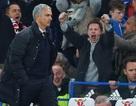 Hai khoảnh khắc đối lập của Conte và Mourinho
