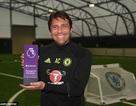 Chelsea ẵm cú đúp giải thưởng tháng 10 ở Premier League