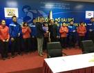 Đội tuyển vật Hà Nội nhận tài trợ lớn