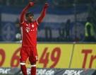 Douglas Costa lập siêu phẩm, Bayern Munich trở lại ngôi đầu bảng