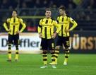 Dortmund tiếp tục gây thất vọng lớn