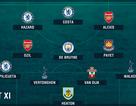 Đội hình tiêu biểu lượt đi Premier League: Vắng bóng MU