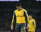 "Alexis Sanchez sốt ruột vì sự ""keo kiệt"" của Arsenal"
