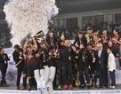 """Thắng Juventus sau loạt """"đấu súng"""", AC Milan giành siêu cúp Italia"""
