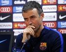 HLV Luis Enrique tuyên bố chia tay Barcelona