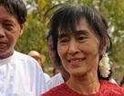 Bà Aung San Suu Kyi đắc cử nghị sĩ Myanmar