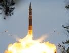 Nga thử thành công tên lửa lục địa Topol