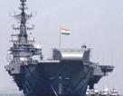 Ấn Độ sắp hạ thủy tàu sân bay tự chế đầu tiên