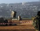 Israel bắn hạ tên lửa từ Ai Cập