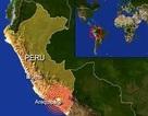 Động đất mạnh 7,3 độ richter tại Peru
