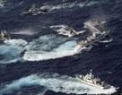 Tàu Trung Quốc tới vùng biển tranh chấp với Nhật Bản