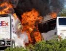 Tai nạn xe thảm khốc ở Mỹ, hàng chục học sinh thương vong