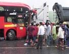 Xe tải tông xe khách tại đèo Phước Tượng, 9 người bị thương