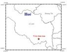 4 trận động đất liên tiếp ở Huế