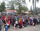 Trao vé xe miễn phí cho 500 sinh viên hoàn cảnh khó khăn về quê ăn Tết