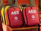 Tặng di tích Huế máy kích tim tự động để cứu du khách