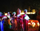 Đêm Hoàng Cung Huế 2016 mở rộng trên nhiều không gian, hoạt cảnh