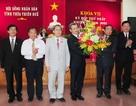Ông Nguyễn Văn Cao tái đắc cử Chủ tịch UBND tỉnh Thừa Thiên Huế