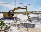 Xử phạt công ty Khamihuco 40 triệu đồng vì vận chuyển cát đi bán trái phép
