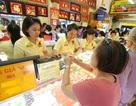 Giá vàng giảm mạnh phiên đầu tuần