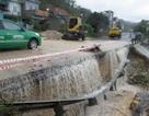 Đường sá tại Quảng Ninh, Lạng Sơn sạt lở nghiêm trọng vì mưa lũ