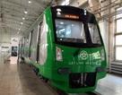 Mẫu tàu đường sắt Cát Linh - Hà Đông đã cập cảng Hải Phòng