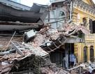 Hà Nội: Biệt thự Pháp cổ vừa sập lại rình rập nguy cơ… sập tiếp!