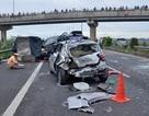 Phó Thủ tướng: Khẩn trương điều tra vụ 5 ô tô đâm nhau trên cao tốc