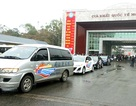 Ô tô du lịch Trung Quốc được phép hoạt động tại TP Móng Cái