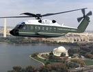 Trực thăng và ô tô riêng của Tổng thống Obama đến Việt Nam