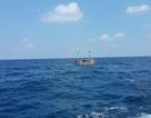 Tàu chở hàng cùng 10 thuyền viên bị chìm trên biển
