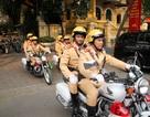 Hà Nội: Nghiêm cấm cảnh sát giao thông truy đuổi người vi phạm