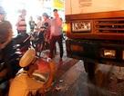Bị xe tải cuốn vào gầm, một thiếu nữ chết thảm