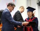 43 sinh viên nhận bằng tốt nghiệp trường đại học của Đức