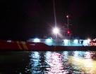 Một hành khách trên tàu Côn Đảo rơi xuống biển mất tích