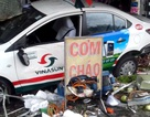 """Taxi """"đại náo"""" đường phố, 7 người bị thương"""