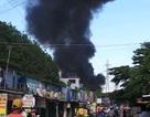 Cháy sát trường mầm non, sơ tán khẩn cấp hơn 300 học sinh