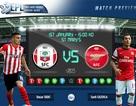 Southampton - Arsenal: Thử thách khó khăn