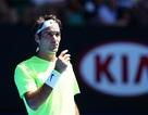 """""""Tàu tốc hành"""" Federer bị chặn đứng"""