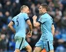 Milner cứu Man City thoát thua ê chề trên sân nhà
