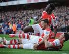 Vùi dập West Ham, Arsenal xây chắc vị trí thứ ba