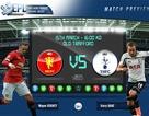 Man Utd - Tottenham: Khi Old Trafford run rẩy