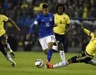 Brazil thua tức tưởi trước Colombia