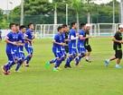 Cầu thủ U23 hào hứng trước trận ra quân