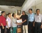 Trao gần 100 triệu đồng đến gia đình bà Nguyễn Thị Thọ